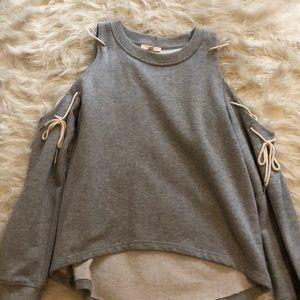Brand new grey sweater